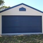 Smart Double Garage