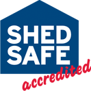 Shed Safe Accredited
